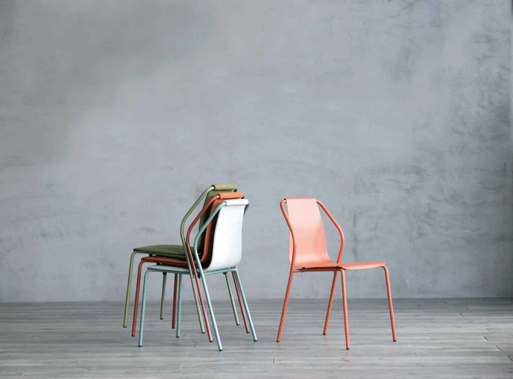GG ST02 Stacking Chair