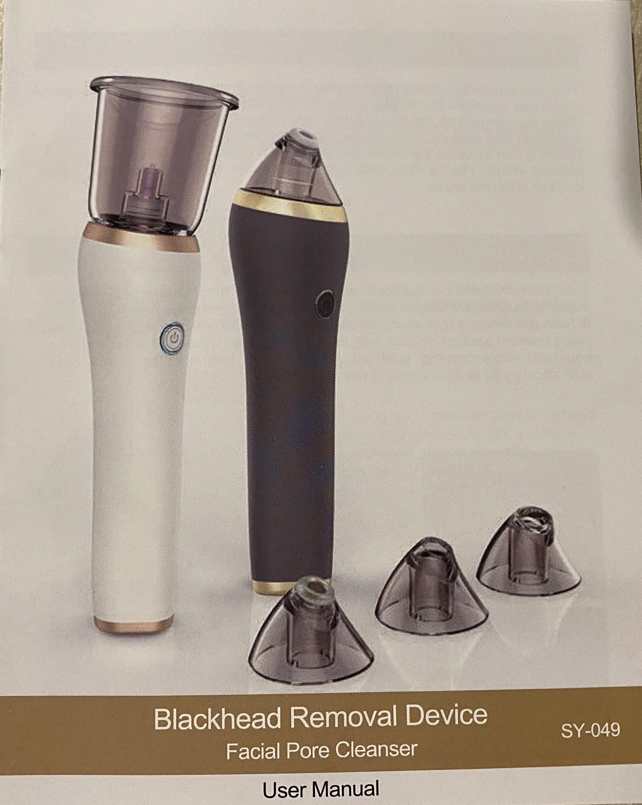 Premium Microdermabrasion Vacuum Blackhead Remover ~ Must-Have Device For Home Salon (AU Stock)