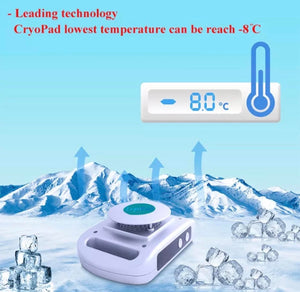 Fat Freeze Cryotherapy Cryolipolysis C-o-o-l Body Sculpting Device For Home Use