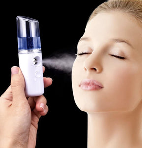 iAgeless Nano Atomization Mist Facial Spray For Cool Mist Face Hydration or Sanitizer Spray (Rechargeable) (AU Stock) - PuriFresh