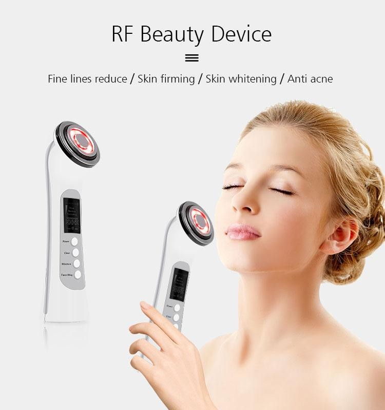 iAgeless RF Radio Frequency EMS Electronic Muscle Stimulation Beauty Device (AU Stock) - PuriFresh