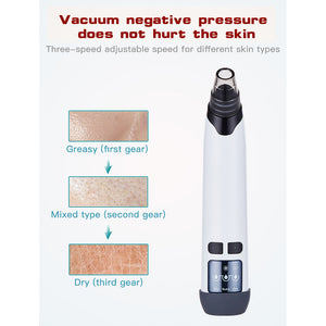 Value Deal !!! Patented Face & Neck Care Beauty Device + iAgeless Vacuum Blackhead Remover