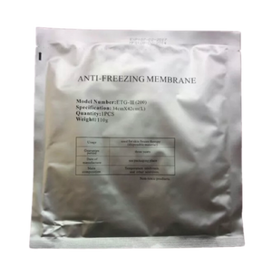 Anti-Freeze Membrane Sheet ~ 5 Pcs (Large 110gram) ~ For Use With Cryotherapy Cryolipolysis C-o-o-l Body Sculpting Machine