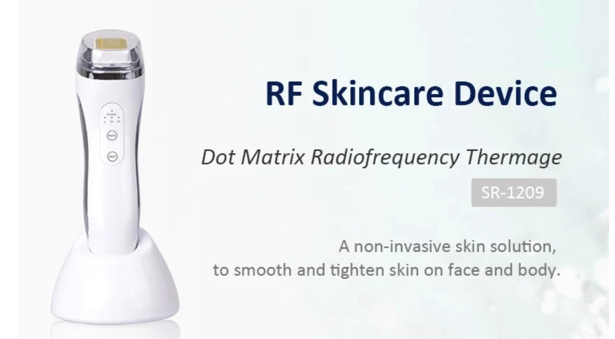 RF Radio Frequency Lattice Matrix Skin Tightening Device (AU Stock)