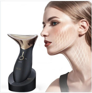 High Frequency Patented 3D Face Lifting & Neck Care Hot & Cold Mode. High Frequency Sonic Vibration 12,000x/min. #1 Popular ! (AU Stock)