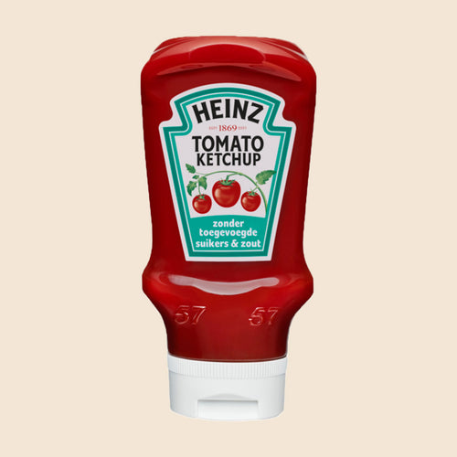 Tomato Ketchup 0% suiker/zout