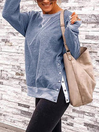 Long Sleeve Casual Top