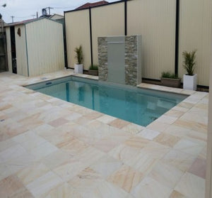 DESERT SAND - NATURAL FINISH