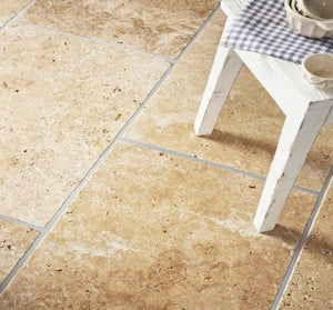 CAPPUCCINO TRAVERTINE - UNFILLED