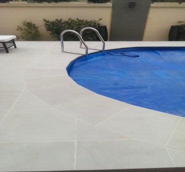 SUEDE SAND - HONED SANDSTONE