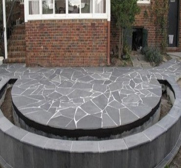 BLUESTONE - CRAZY PAVING
