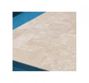 CREMA GOLD TRAVERTINE - FILLED