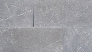 LONDON GREY LIMESTONE - BRUSHED AND TUMBLED
