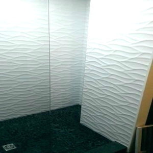 METRO WAVE WHITE - Ceramic Tiles