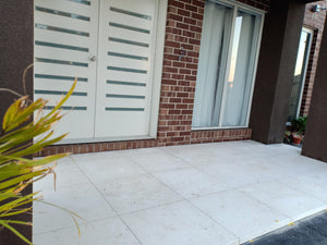 MYRA WHITE LIMESTONE - BRUSHED