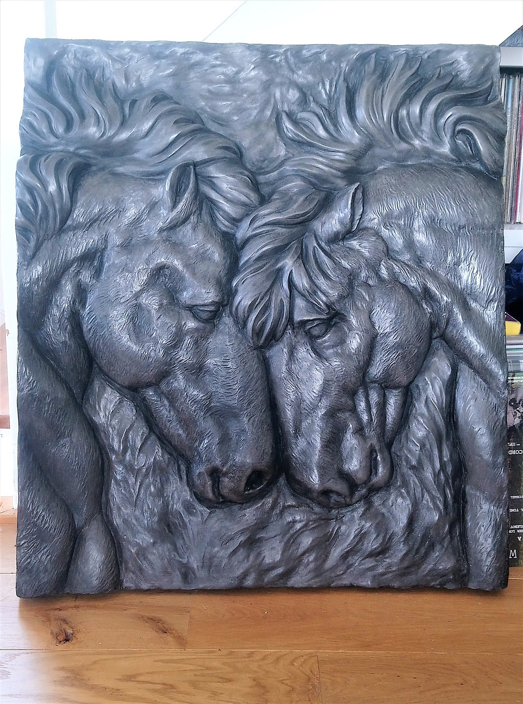 Pair of Horses (dark)