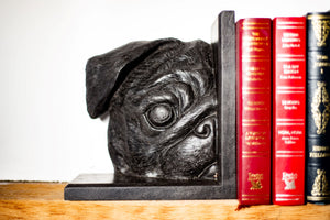 Pugs Bookends