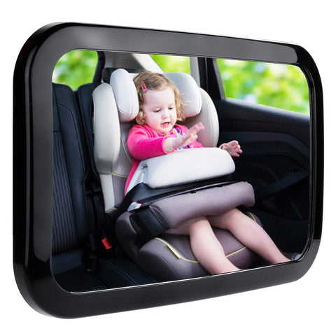 Baby Car Mirror, Shatter-Proof