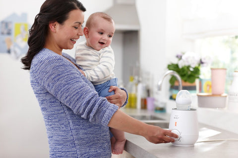 Philips Avent Fast Baby Bottle Warmer