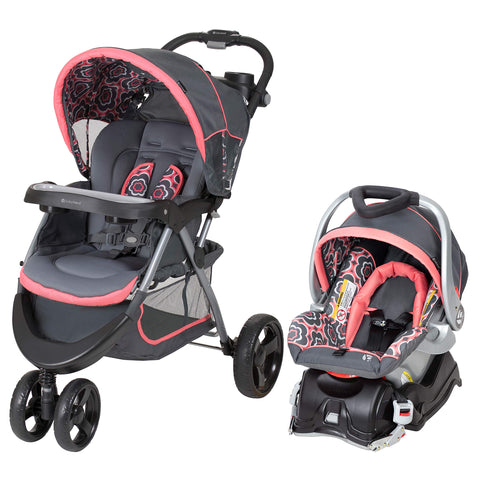 Nexton Travel System, Coral Floral