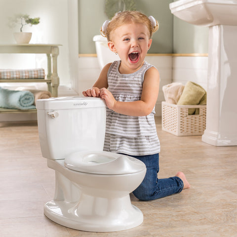My Size Potty, White
