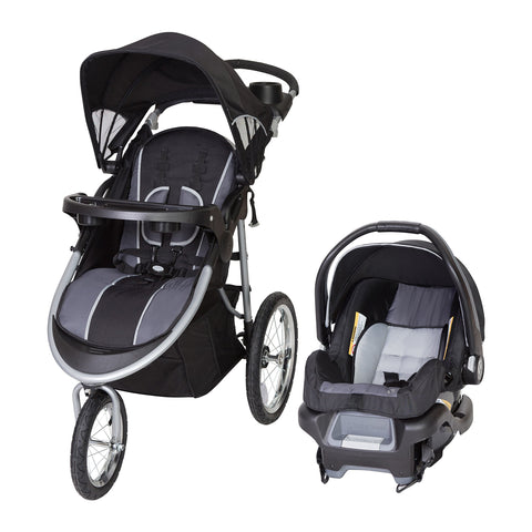 Pathway 35 Jogger Travel System, Optic Grey