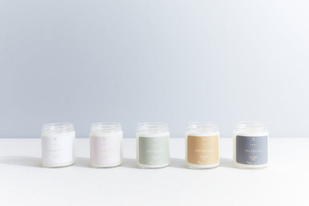 Sap Soy Candle 1