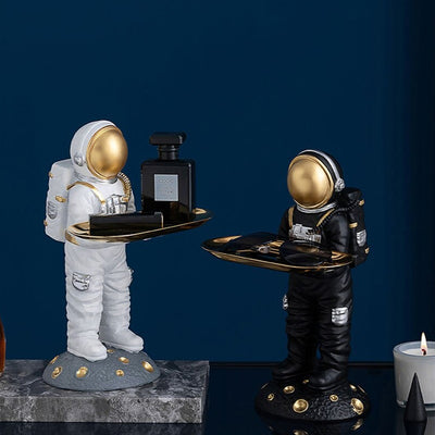 Soft & Shine™ - Astronaut Storage Sculpture