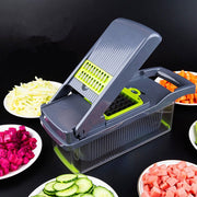 Multifunctional Vegetable Cutter Shredders Slicers Fruit Peeler