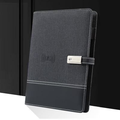 NOTEPORT™ Wireless Charging Notebook (8000 mAh)