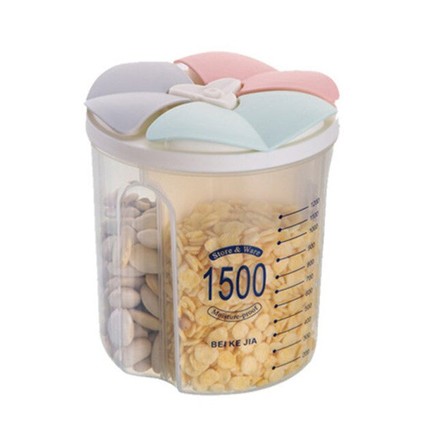 Dried Food Storage Box Container Box Kitchen Organizer