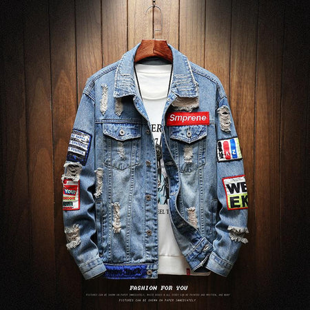 Montana Denim Jacket