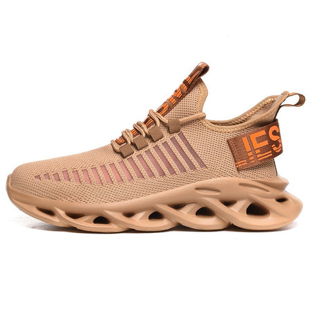 Hydra Sahara Brown Sneakers