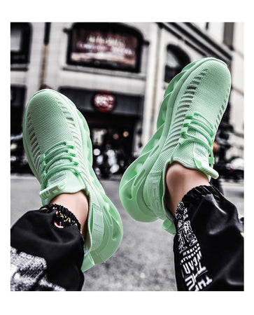 Hydra SPL Green Sneakers