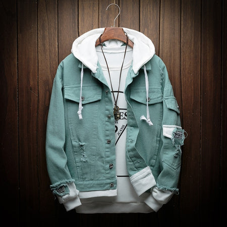 Louisiana Hooded Jacket
