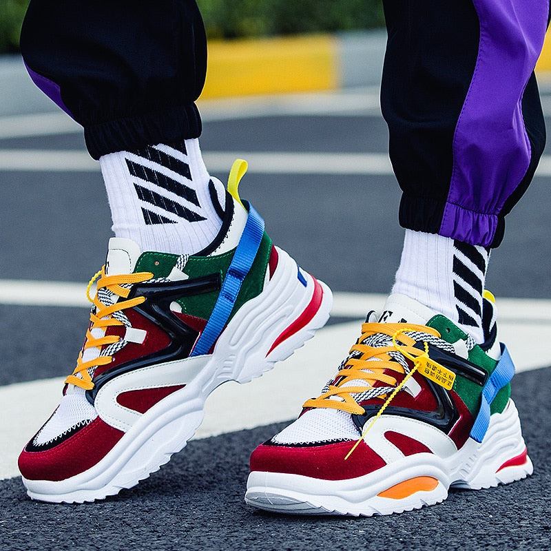Multi-Color ST Sneaker
