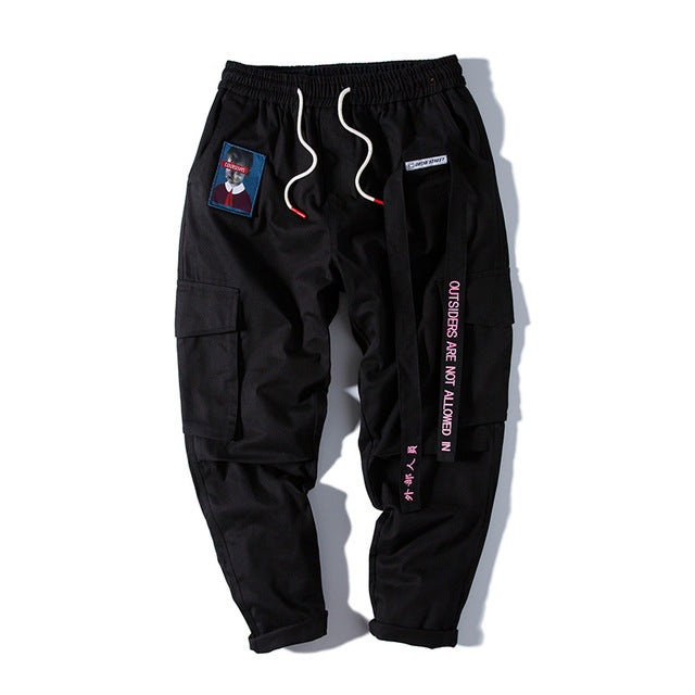 Solitude Black Pants