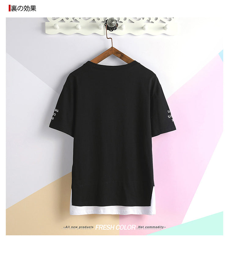 We Are Young Black T-Shirt