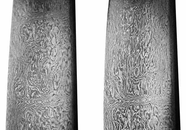 What make Damascus Steel unique?