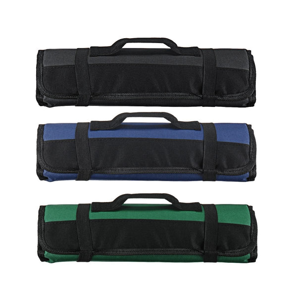 Knife Roll Bag Carry Case Pouch