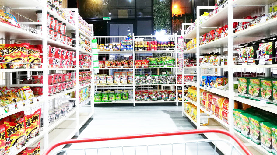 £20 Off your first order. Asian Mart & Cafe Opened in Elephant & Castle. 新中超市和咖啡店在大象城堡