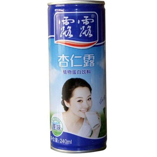 LL Almond Juice 240ml *** <br> 露露杏仁露