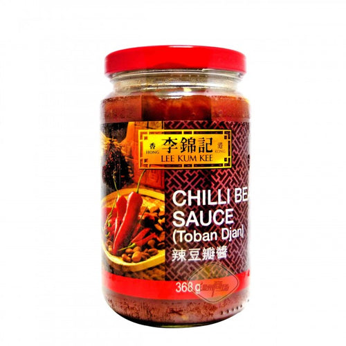 LKK Chilli Bean Sauce 368ml <br> 李錦記辣豆瓣醬