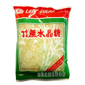 ZF Lump Sugar - White 400g <br> 正豐竹蔗水晶糖
