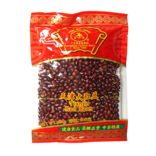 ZF Red Bean 400g <br> 正豐天津大紅豆