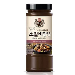 CJ Korean BBQ Sauce - Beef Kalbi Marinade 290g <br> CJ 韓式燒烤醬 牛肉燒烤醃汁