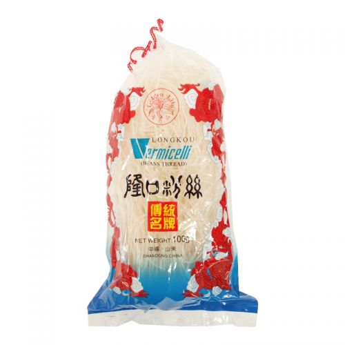 Tin Lung Lung Kou Vermicelli (Beans Thread) 250g <br> 天龍牌龍口粉絲