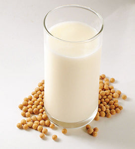 HOT SOYA MILK - 12oz