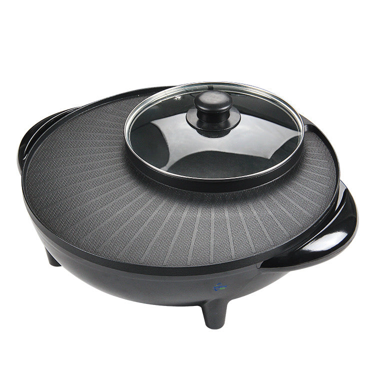 Sau 2 in 1 Electric Hot Pot and Grill