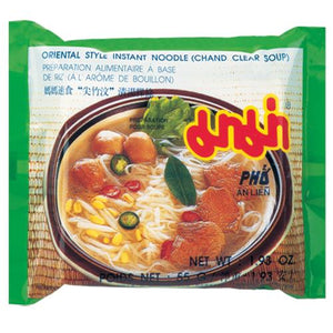 Mama Oriental Style Instant Noodle (Chand Clear Soup) 55g <br> 媽媽 清湯幼粿條